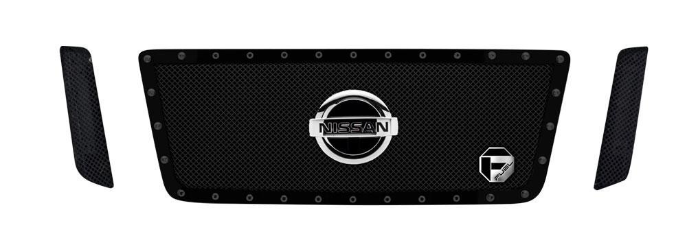 X-Metal Stealth - 2017 Nissan Titan