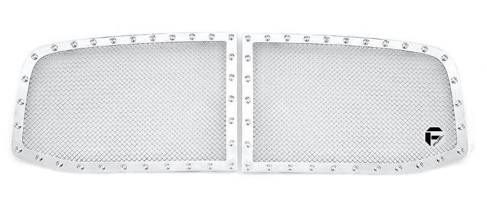 Dodge Ram 1500 Chrome Mesh Grille