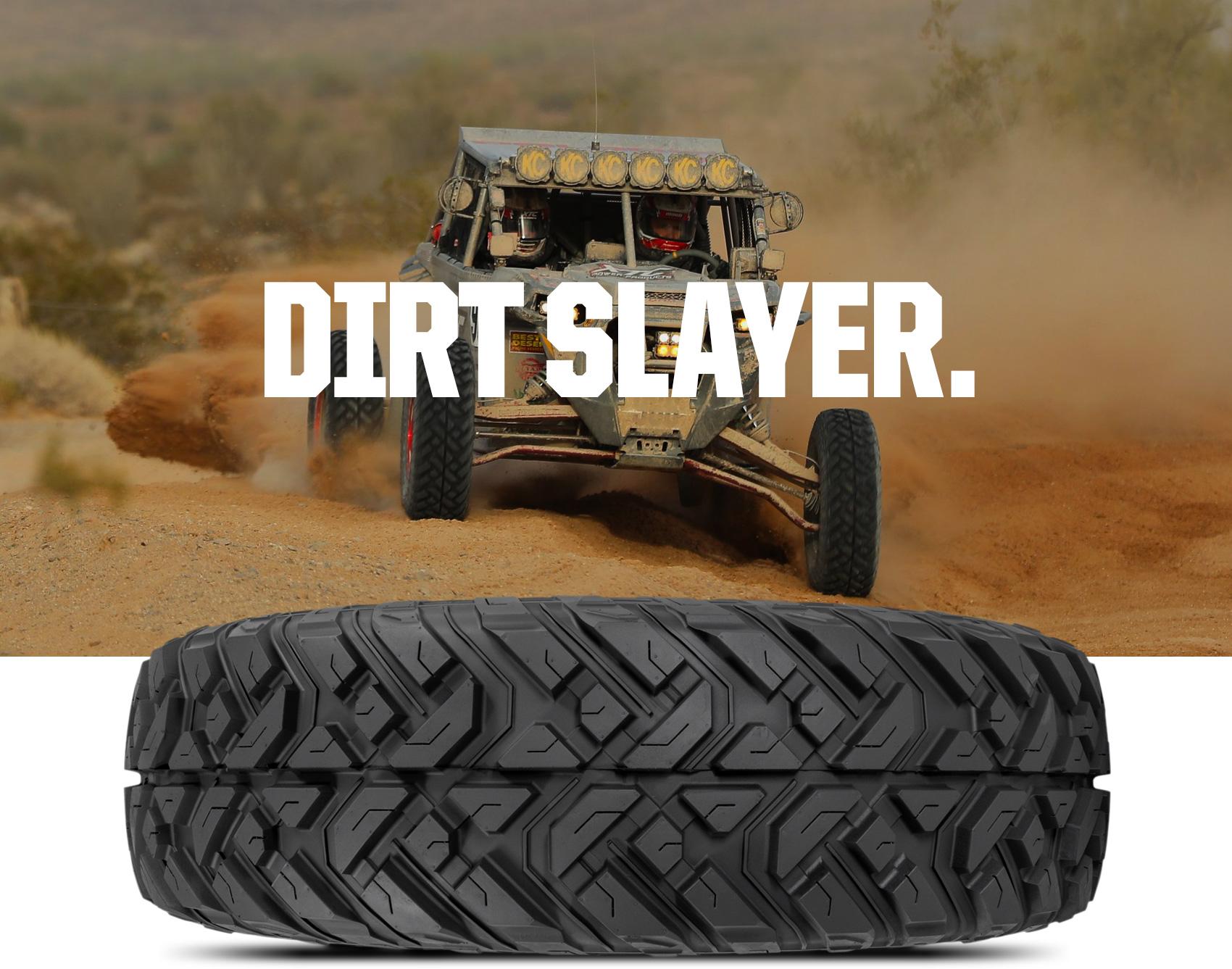 Gripper UTV Tires
