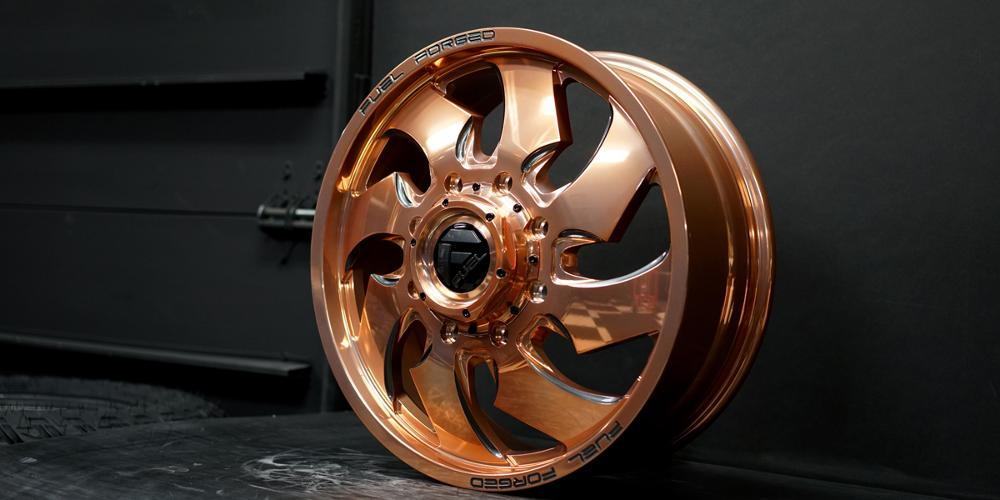 FF52D - Front 8 LUG ONLY