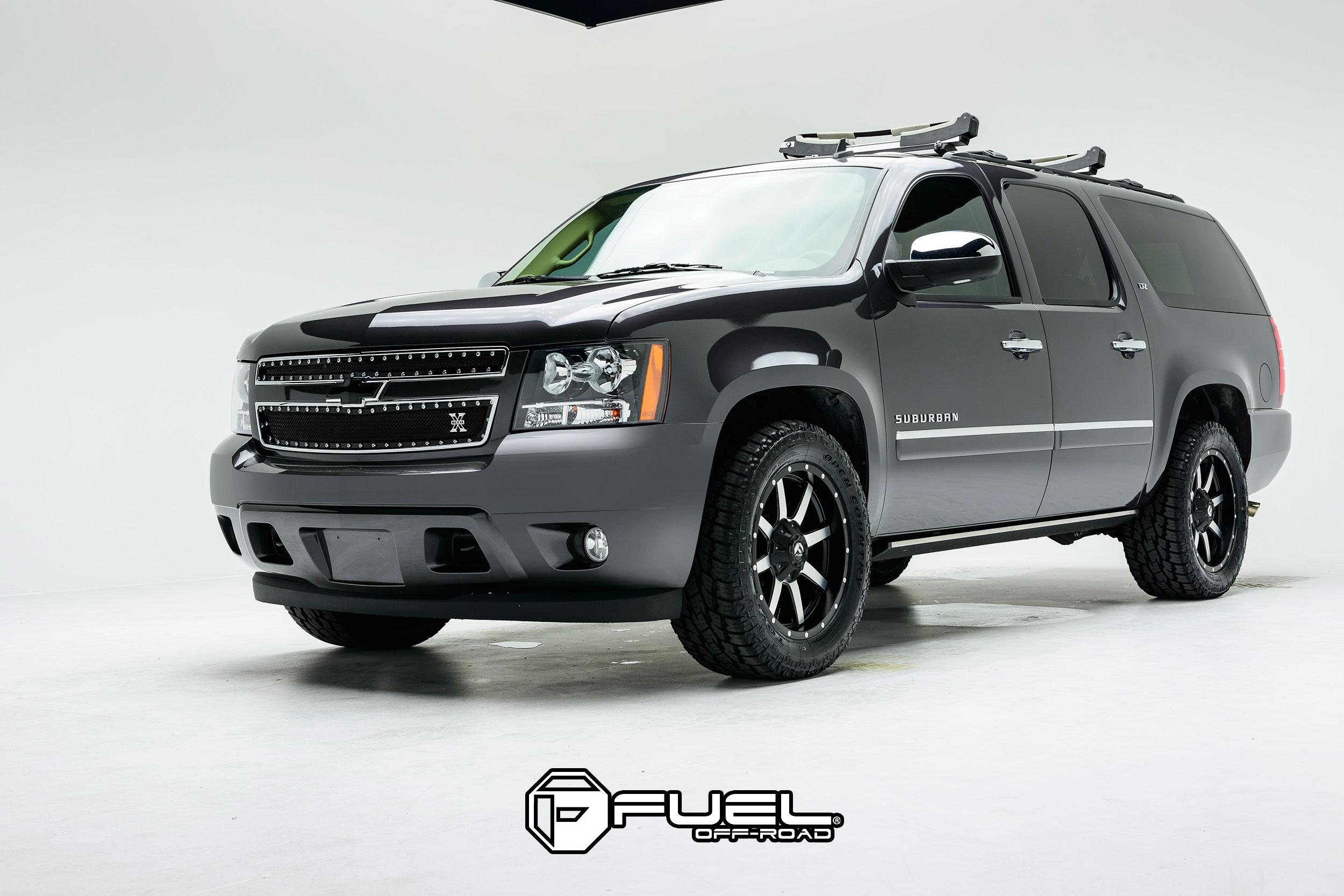 Chevrolet Suburban Maverick - D537 Gallery - Fuel Off-Road ...