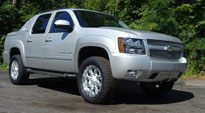 Krank - D516 on Chevrolet Avalanche