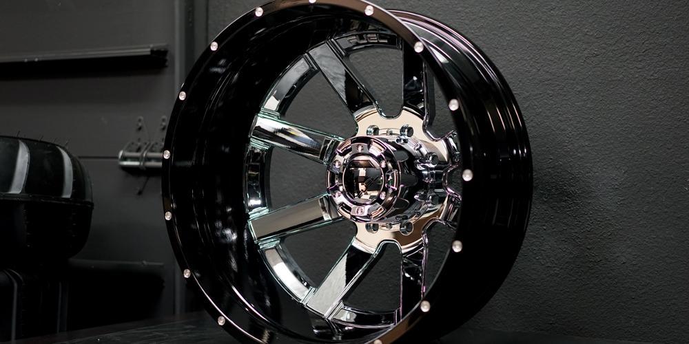 Maverick Dually Rear - D260