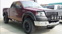 Ford F-150 with Fuel 1-Piece Wheels Revolver - D525