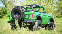 Ford Bronco with Fuel 1-Piece Wheels Revolver - D525