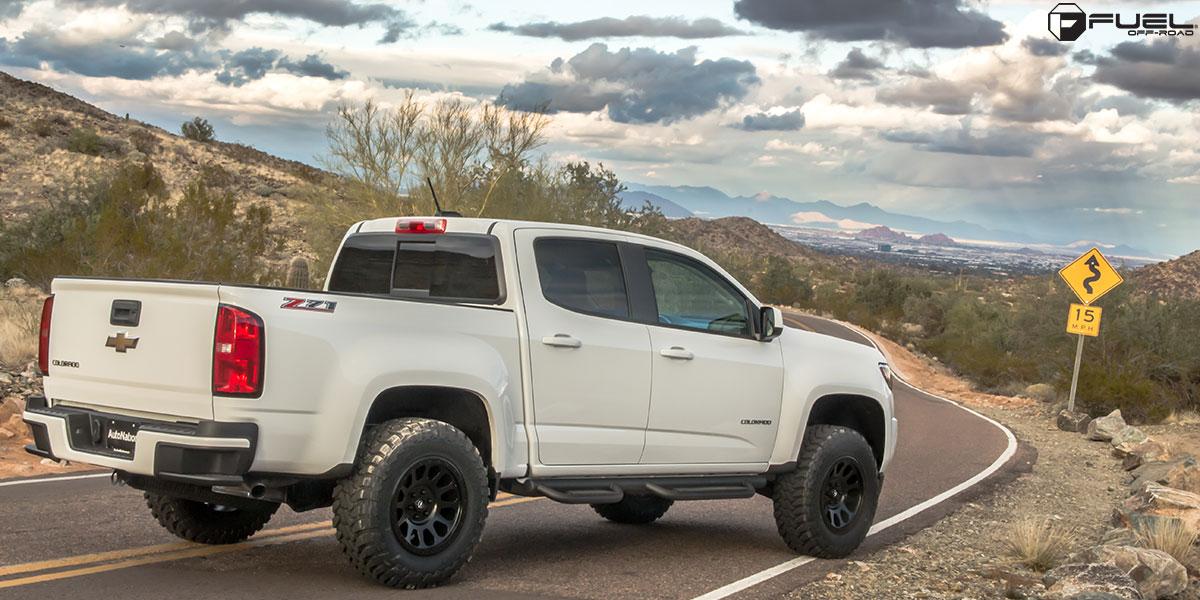 Chevrolet Colorado Vector D579 Gallery Fuel Off Road