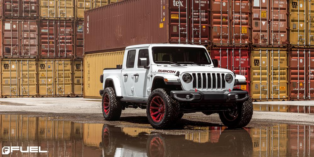 Jeep Gladiator Contra - D644
