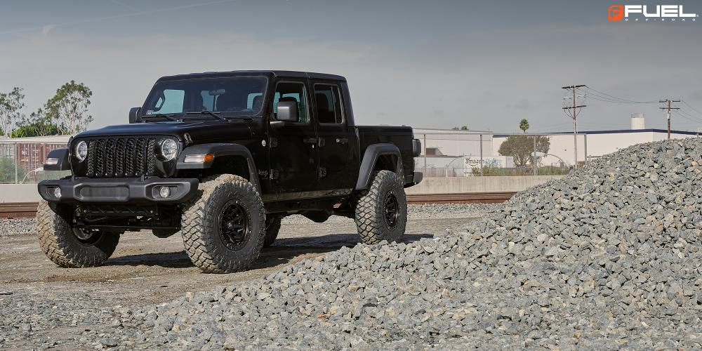 Jeep Gladiator D694 COVERT