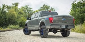 Ford F-150 with Fuel 1-Piece Wheels Hardline - D646