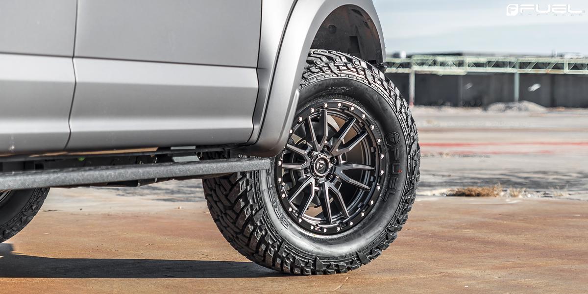 Fuel Wheels 20x9 >> Ford F-150 Rebel 6 - D680 Gallery - Fuel Off-Road Wheels