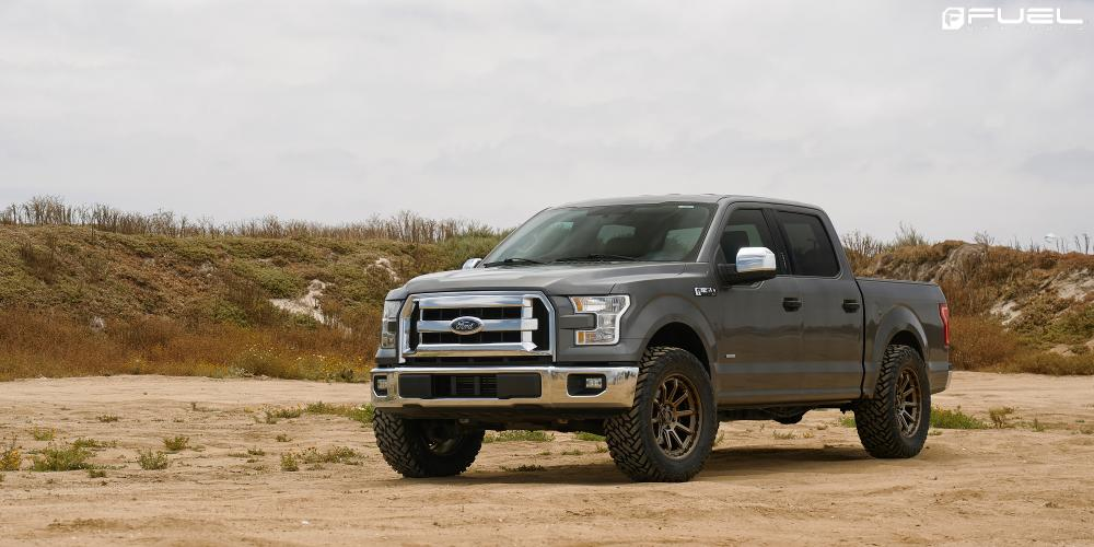 ford f-150 torque - d690