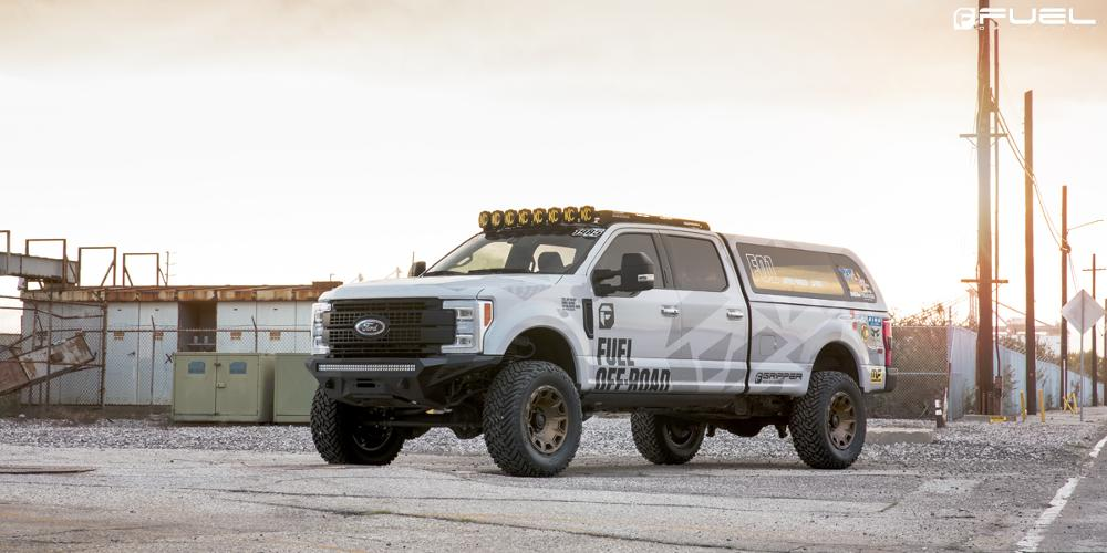 Ford F-250 Vengeance - D687