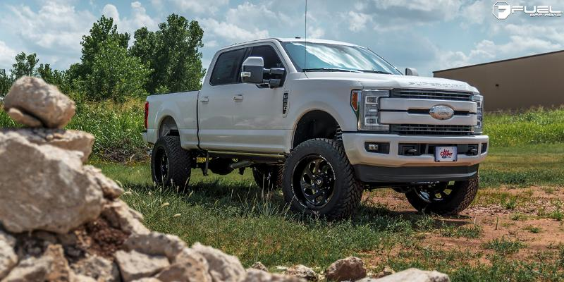 Ford F-250 Super Duty Vortex - D637