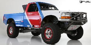 Ford Trophy Truck with Fuel 1-Piece Wheels Anza Beadlock - D116