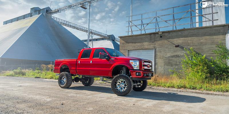Ford F-250 Super Duty Assault - D246