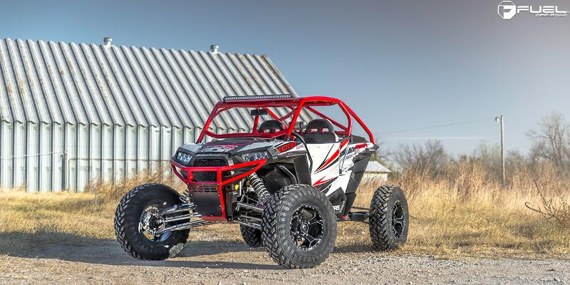 Polaris RZR 1000 GRIPPER R/T UTV
