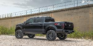 Ford F-150 with Fuel 1-Piece Wheels Contra - D615