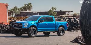 GRIPPER M/T on Ford F-150 Raptor
