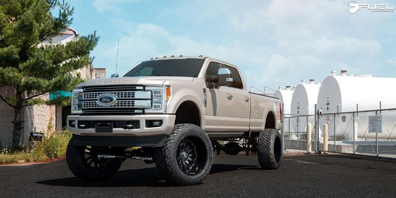 Ford F-250 Super Duty Sledge - D596
