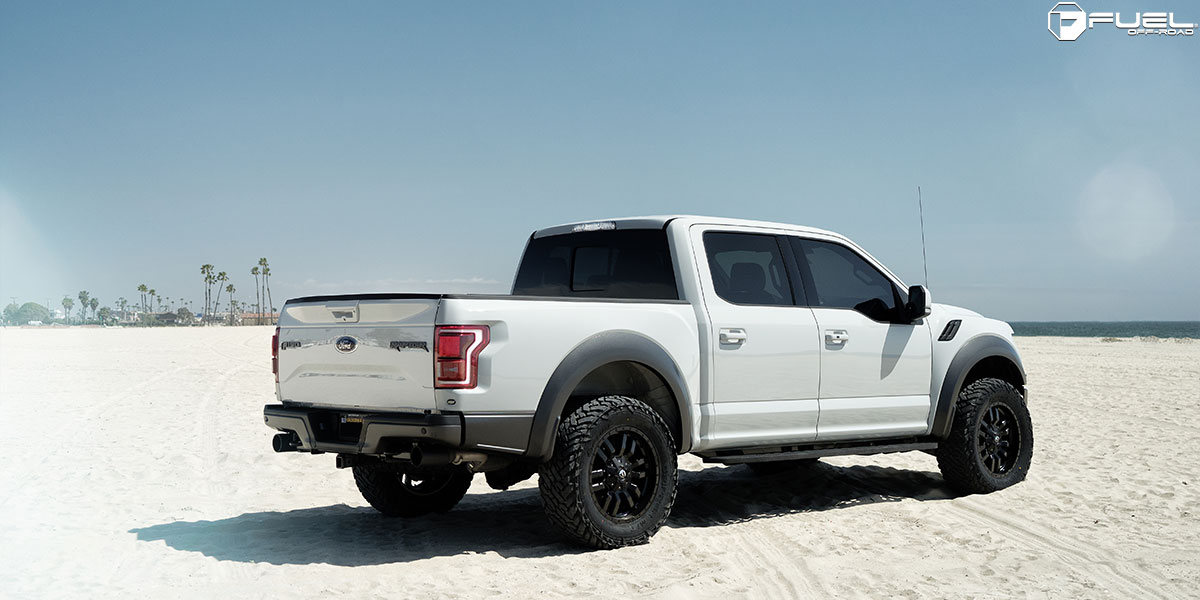 Toyota Off Road Truck >> Ford F-150 Raptor Sledge - D596 Gallery - Fuel Off-Road Wheels