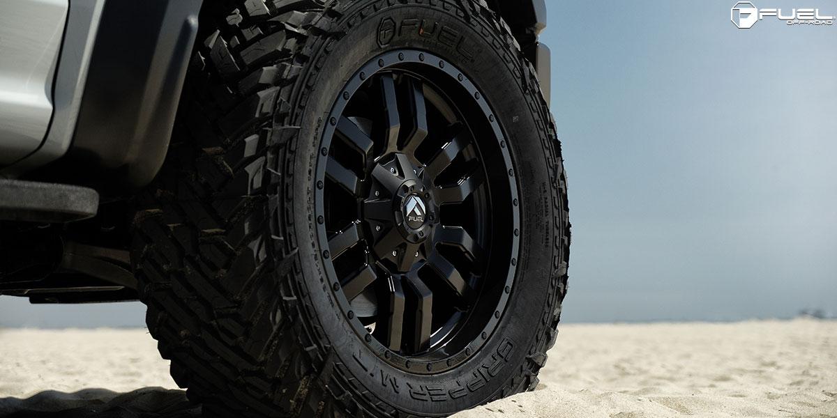 Nissan Online Ford F-150 Raptor Sledge - D596 Gallery - Fuel Off-Road Wheels