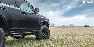Toyota 4Runner with Fuel 1-Piece Wheels Tactic - D630