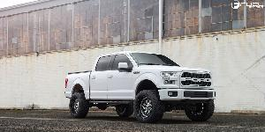 Ford F-150 with Fuel 2-Piece Wheels Triton - D211
