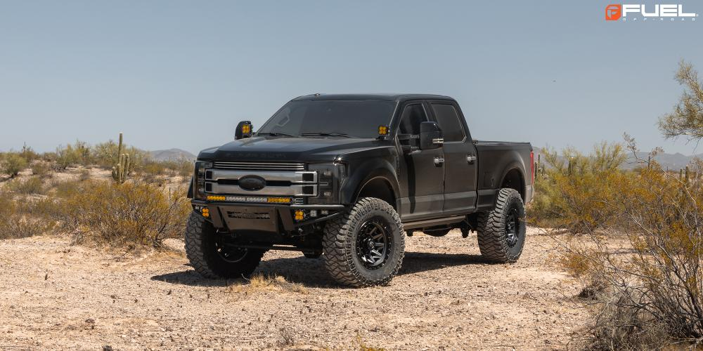 Ford F-250 Super Duty D716 COVERT