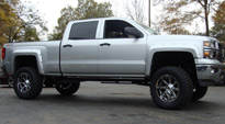 Boost - D533 on Chevrolet Silverado 1500