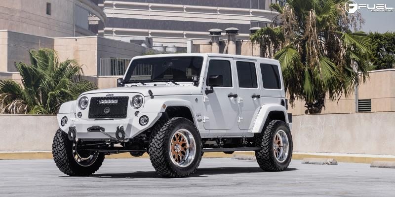 Jeep Wrangler FUEL FORGED CLASSIC FF19