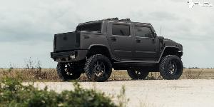 Hummer H2 with Fuel Forged Wheels