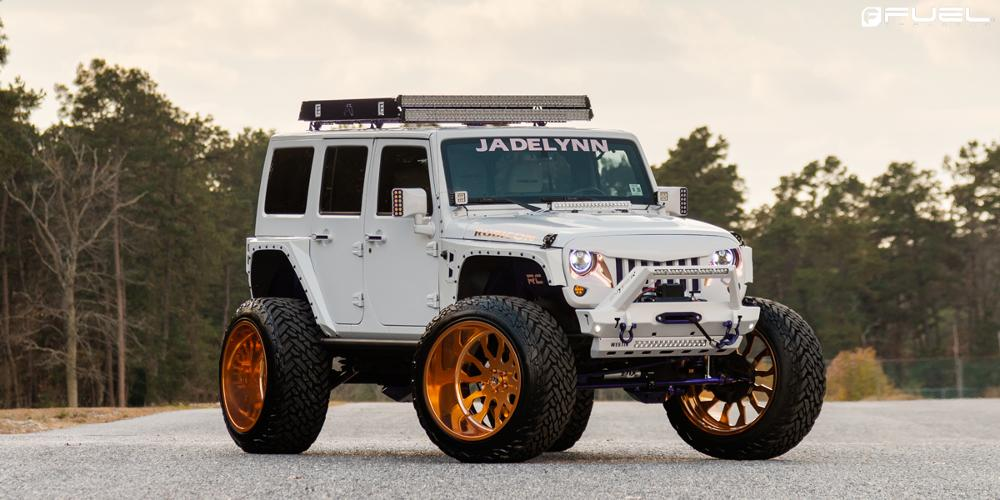 Jeep Wrangler FUEL FORGED FF37