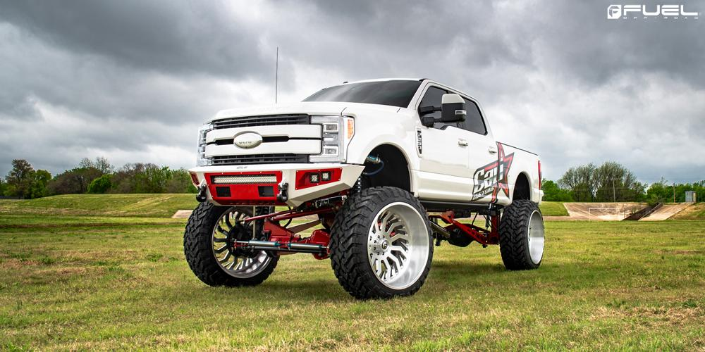 Ford F-250 Super Duty FF43