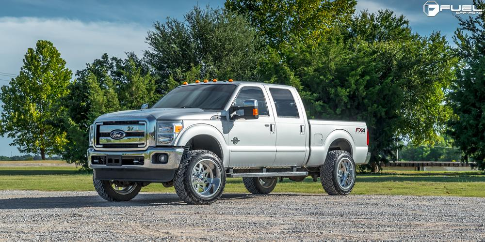 Ford F-250 Super Duty 2018 STYLES FF78