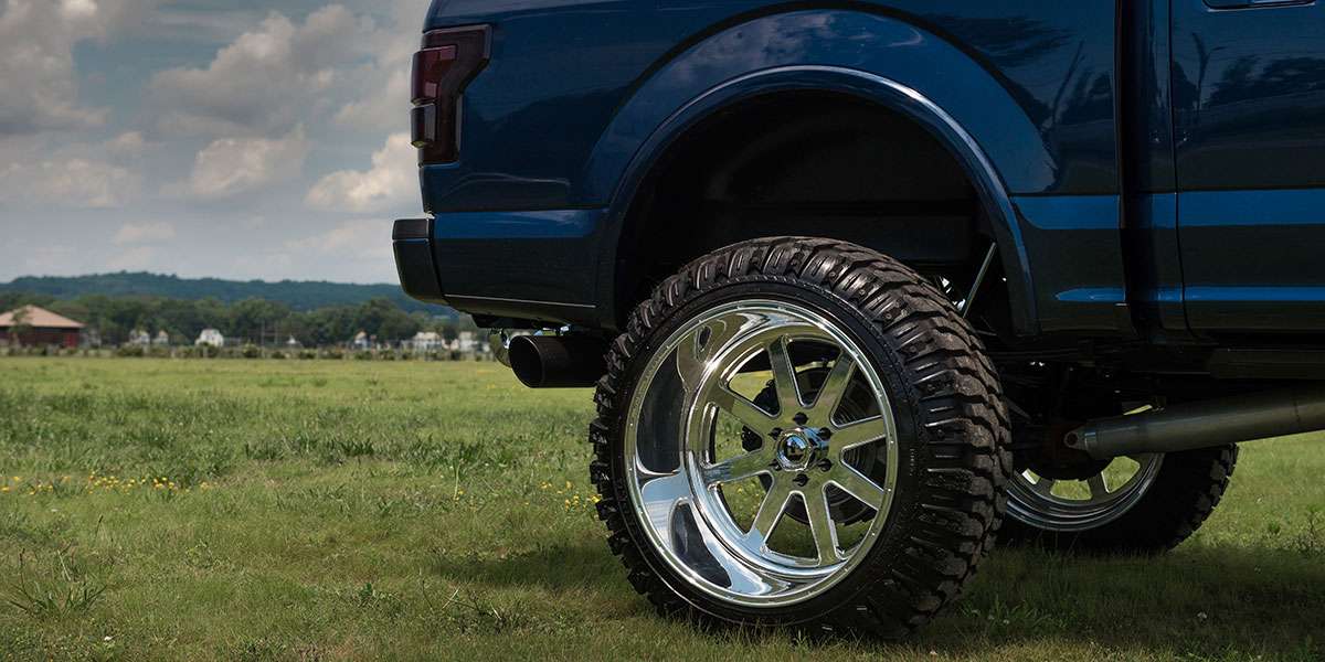 Ford F-150 FF09 Gallery - Fuel Off-Road Wheels
