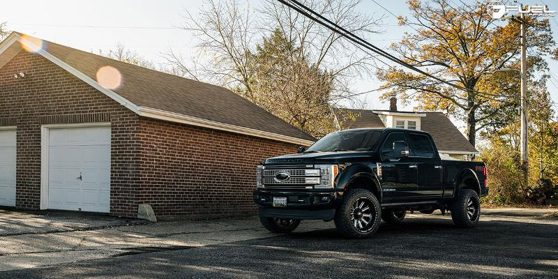 Ford F-250 Super Duty FFC60 | Concave