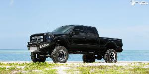 Ford F-250 Super Duty with Fuel Forged Wheels FFC30 | Concave