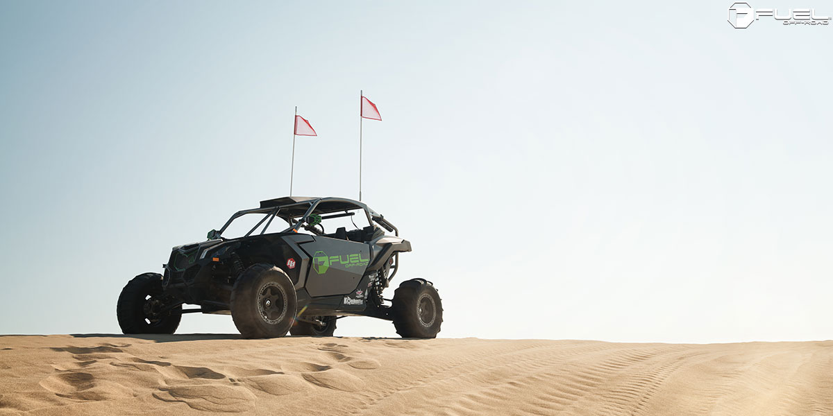 Can-Am Maverick X3 XRS Forged Gatling - UTV
