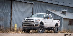 Flow 8 - D587 on Ford F-250 Super Duty