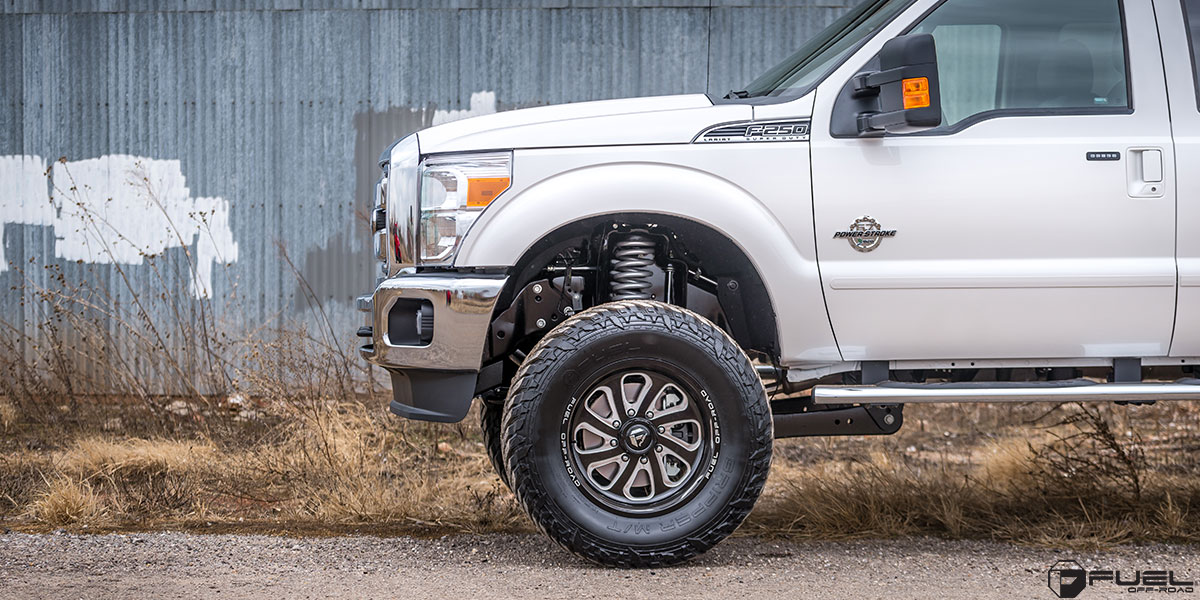 Ford F-250 Super Duty Flow 8 - D587 Gallery