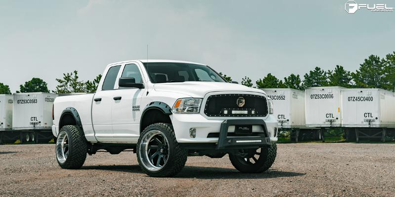 Dodge Ram 1500 FUEL FORGED FF39 | Concave