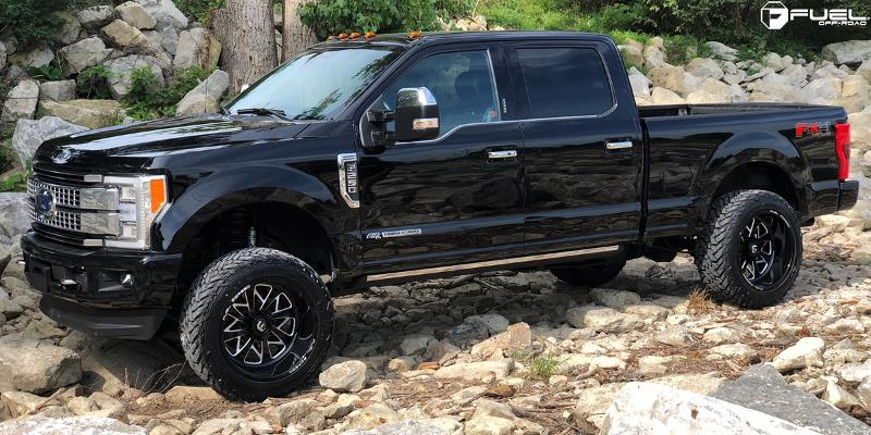 Ford F-250 with