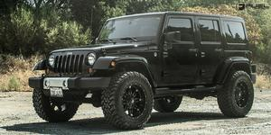 Hostage - D531 on Jeep Wrangler