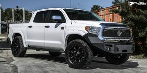 Nutz - D251 on Toyota Tundra