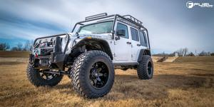 Octane - D509 on Jeep Rubicon