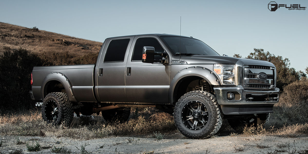 Ford F250 Wheels >> Ford F 250 Super Duty Driller D257 Gallery Fuel Off Road