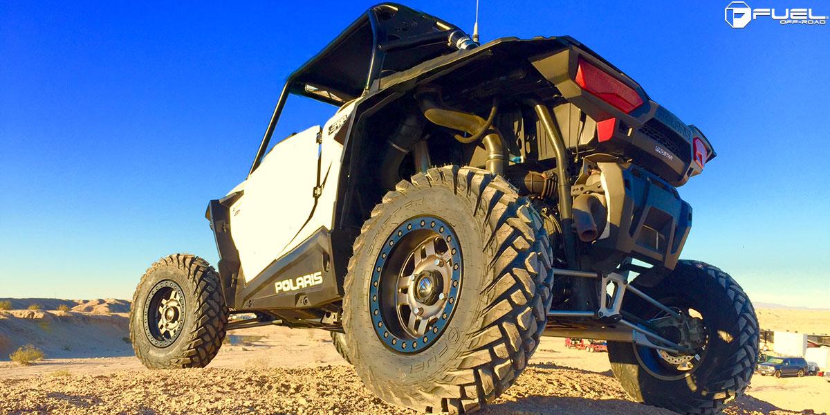 ATV - Polaris RZR Beadlock Anza - D918 Beadlock