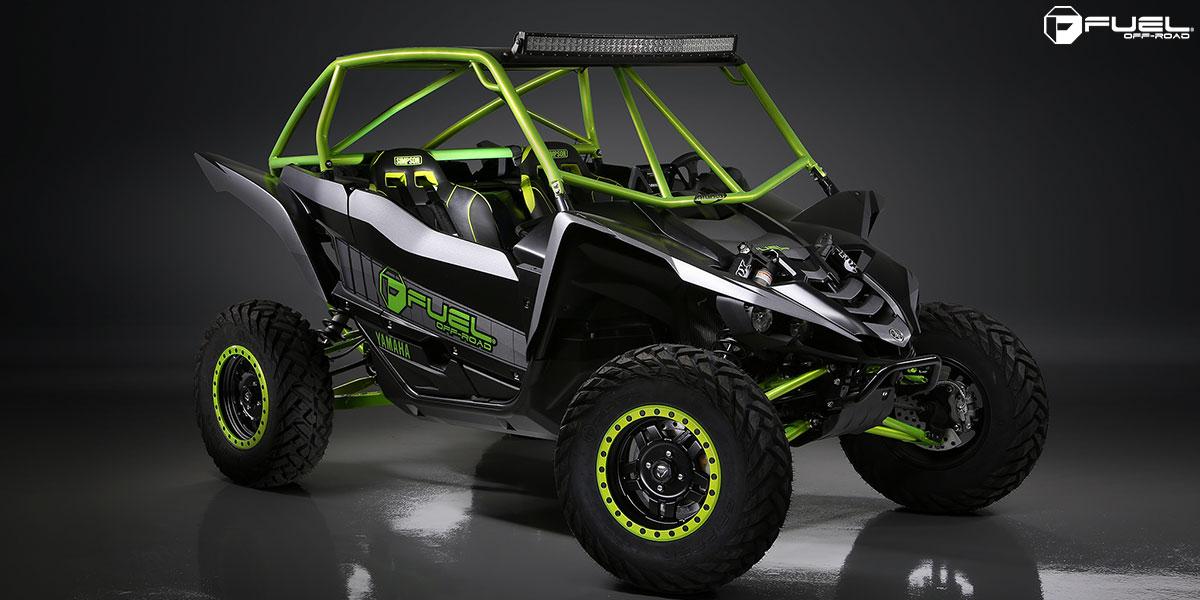 ATV - Yamaha YXZ 1000 Non Beadlock Anza - D557 - UTV