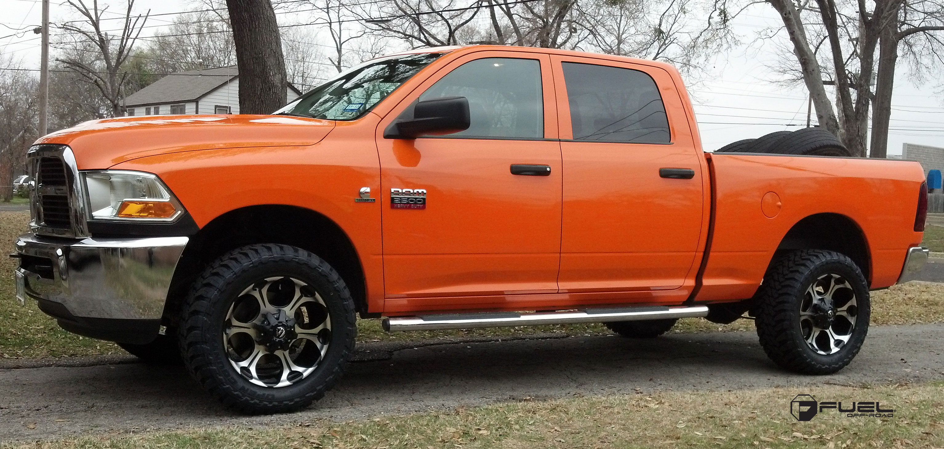 Nissan Of Omaha >> Dodge Ram 2500 Dune - D524 Gallery - Fuel Off-Road Wheels