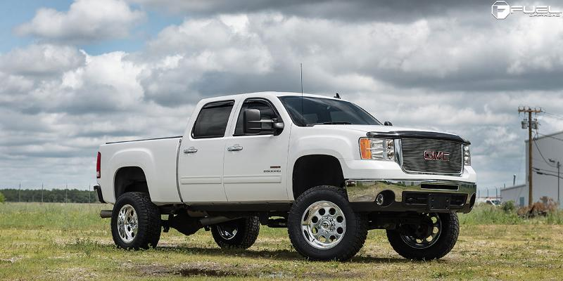 GMC Sierra 2500 HD FUEL FORGED FF31